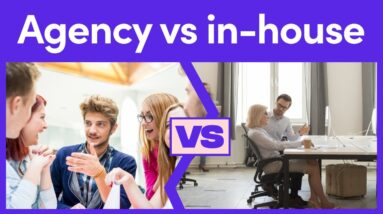 Should You Work in a Design Agency OR In-House Design Team?